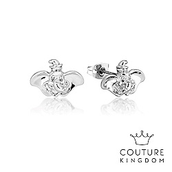 Disney Jewellery by Couture Kingdom 小飛象白金耳釘