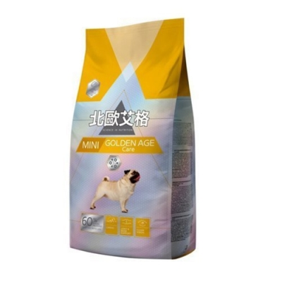 【北歐艾格】小型熟齡犬專用配方 1.8kg