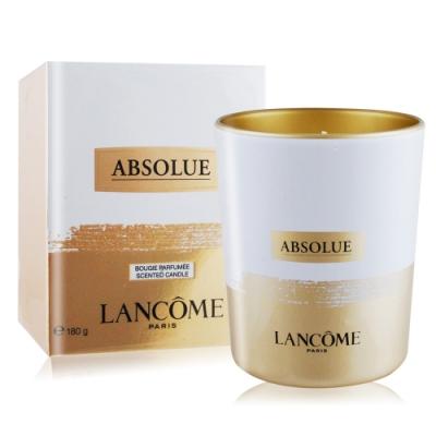 LANCOME 蘭蔻 絕對完美香氛蠟燭180g