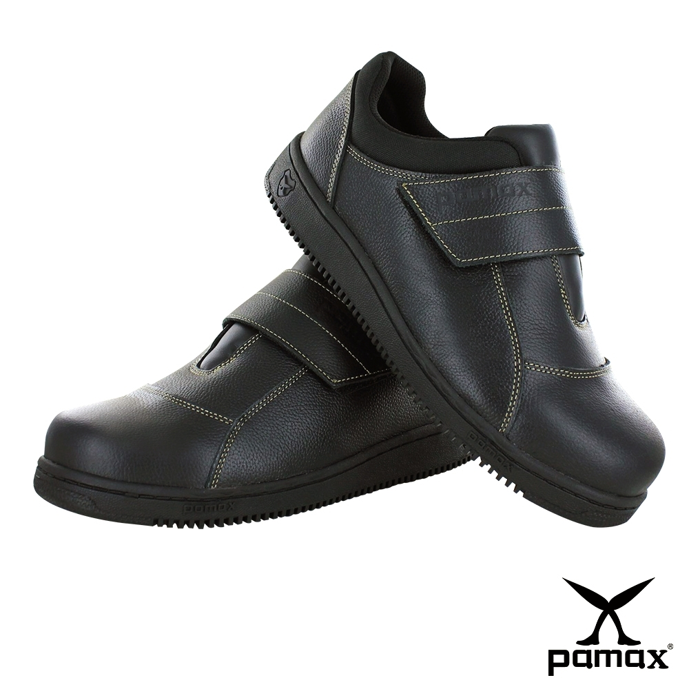 PAMAX 帕瑪斯-超彈力氣墊安全鞋-黏貼式-PT08501FEH