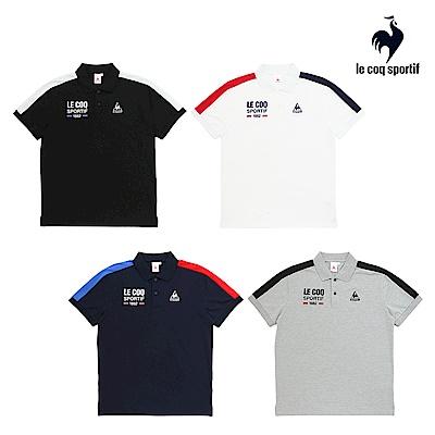 【時時樂限定】法國公雞短袖POLO衫 男-4色-LON21804
