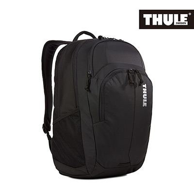 THULE-Campus 28L電腦後背包TCAM-4116-黑