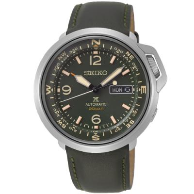 SEIKO精工 PROSPEX 復古陸系列機械錶(SRPD33J1)