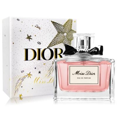 *Dior 迪奧 Miss Dior 香氛 淡香精聖誕版100ml EDP-香水航空版