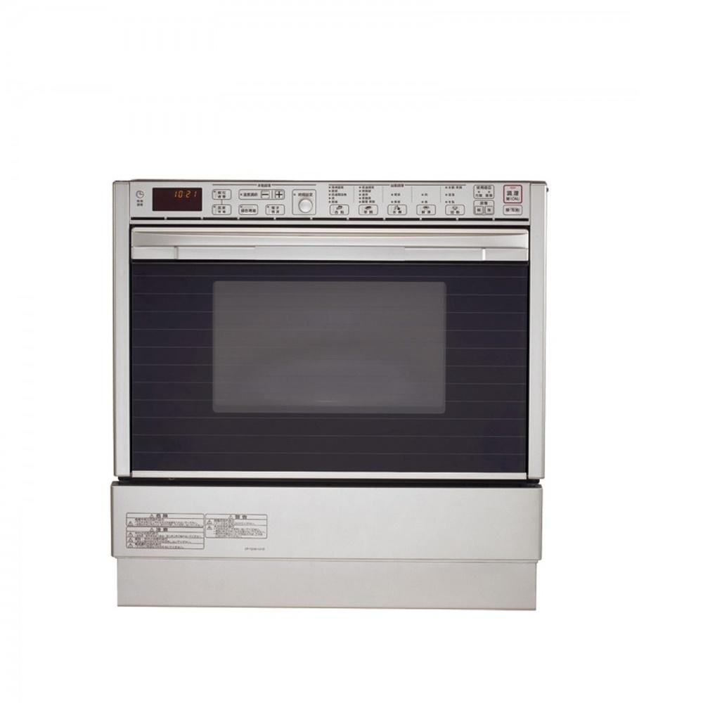 (全省安裝)林內嵌入式瓦斯微波(需搭配爐連烤)烤箱RBR-U51E-SV