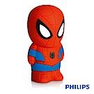【飛利浦 PHILIPS LIGHTING】迪士尼 LED可攜式床邊燈-蜘蛛人(71768)