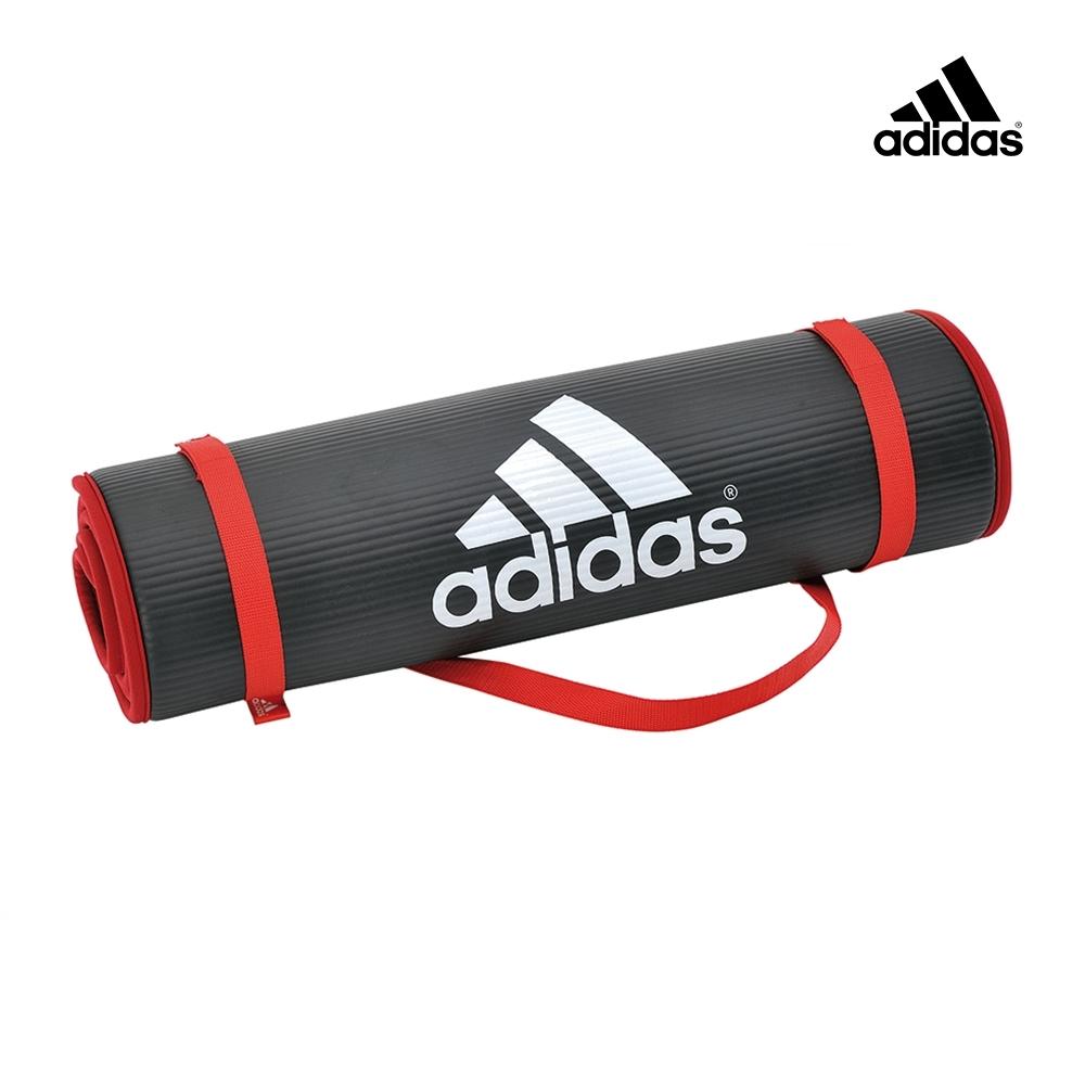 AdidasTraining專業加厚訓練運動墊(10mm)