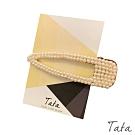 氣質小珍珠髮夾 TATA