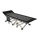 露營躺椅 升級版秒開方管折疊床【Vencedor】