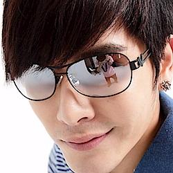 BuyGlasses 抗UV造型V字太陽眼鏡