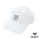 【ROXY】GOOD VIBES 棒球帽 白