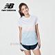 【New Balance】Dry短袖T_女性_白色_AWT11221WT product thumbnail 1