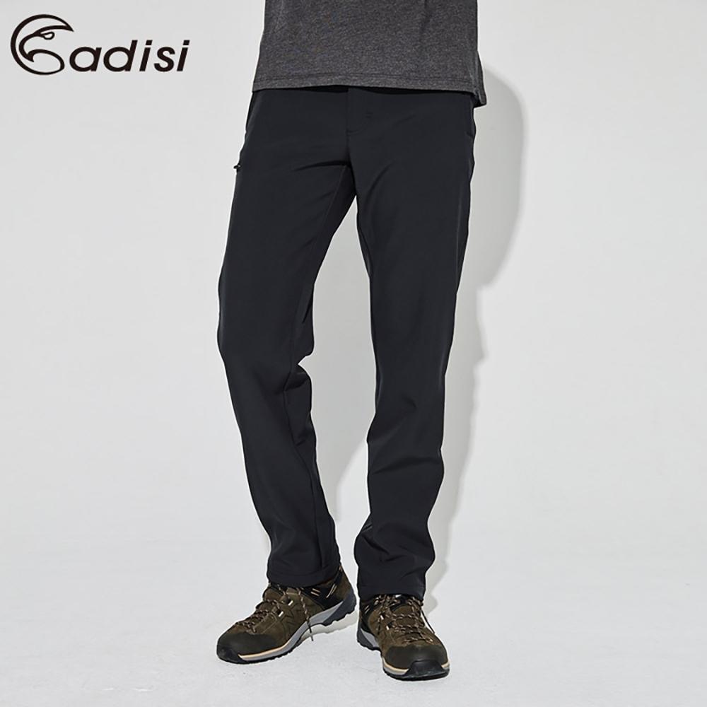 ADISI 男Softshell超撥水高透氣保暖長褲AP1921052
