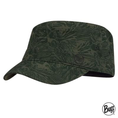 【西班牙BUFF】 軍帽-墨綠叢林 L/XL