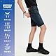Levis 男款 上寬下窄 405膝上牛仔短褲 / Cool Jeasn輕彈有型 / 深藍微刷白 product thumbnail 2