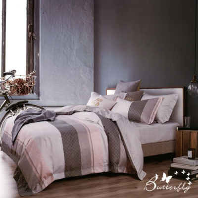 BUTTERFLY-MIT-3M專利+頂級天絲-單人薄床包組-慕尚