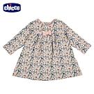 chicco- TO BE Baby-G-碎花長袖洋裝