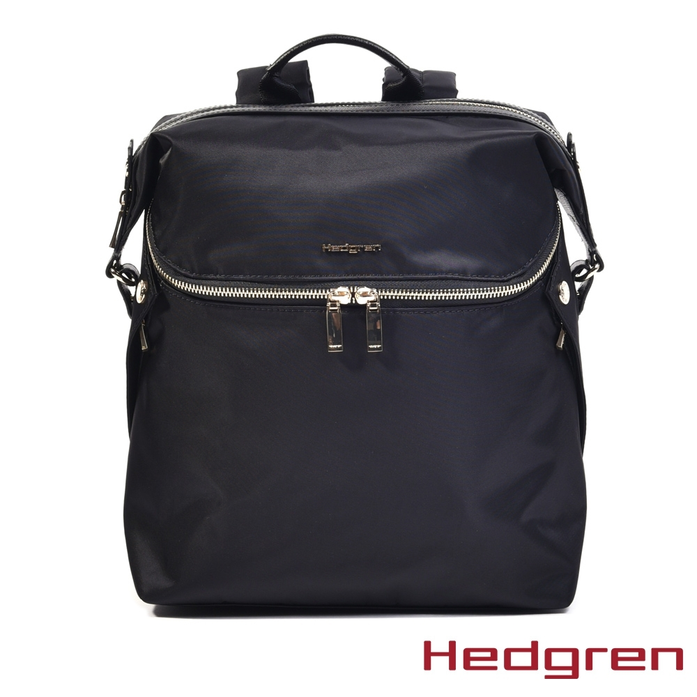 【Hedgren】黑商務後背包-HPRI01M  PARAGON M