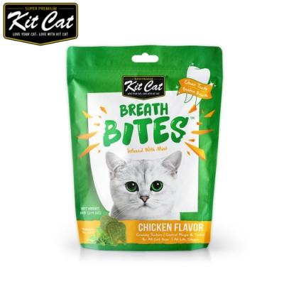 Kit Cat 薄荷潔牙餅(雞肉口味)60g