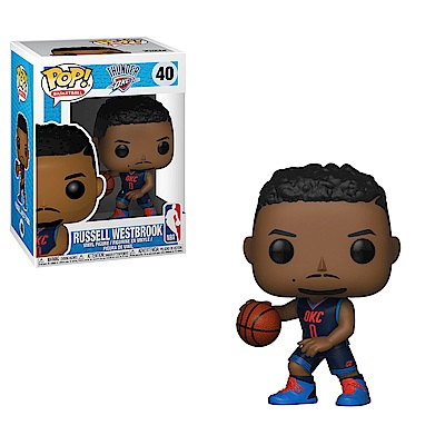 Funko POP NBA 大頭公仔 雷霆隊 Russell Westbrook