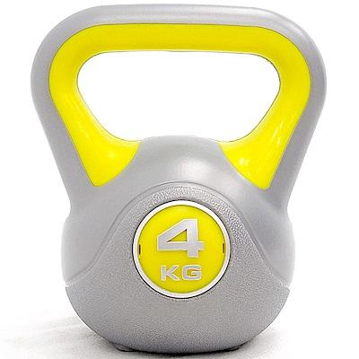 重力4KG壺鈴  4公斤壺鈴  8.8磅拉環啞鈴