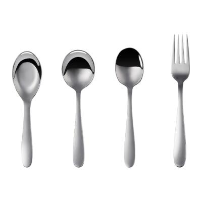 【PERFECT 理想】極緻316(叉子中+湯匙中+圓湯匙中+台式湯匙中)*3超值組