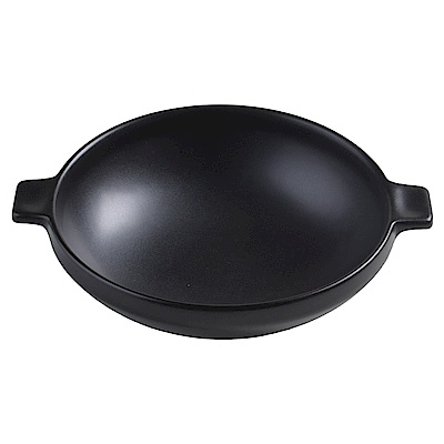 Meister Hand TOOLS 雙耳湯鍋 20cm 黑色
