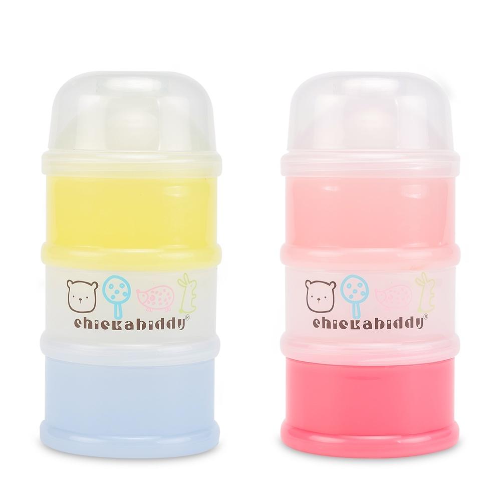 奇哥 森林家族三層奶粉罐(2色選擇)