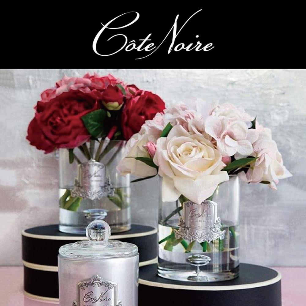 法國 Cote Noire 蔻特蘭  牡丹&繡球香氛花