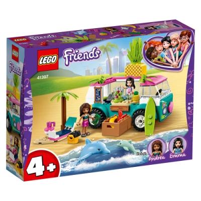 樂高LEGO Friends系列 - LT41397 果汁車
