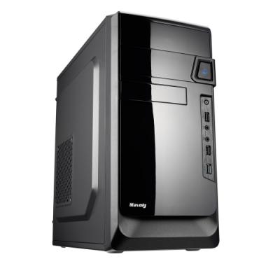 微星H310平台[夜狐毒士]i3-9100F/8G/GTX1650S/480G_SSD