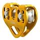 Beal Transf'air Twin B 雙滑輪(滾珠承軸) 適用鋼索、繩索 MPTB product thumbnail 1