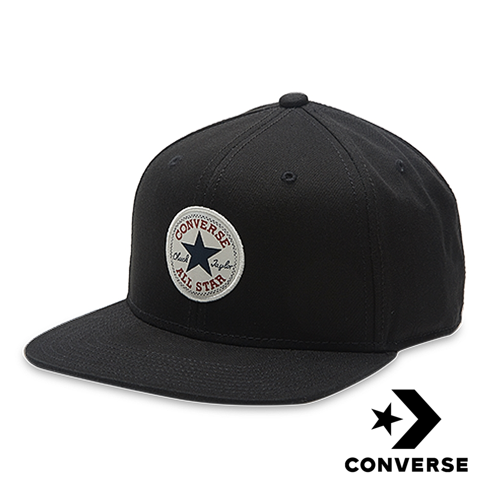 CONVERSE CORE SNAPBACK 棒球帽 (黑)