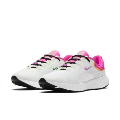 NIKE 慢跑鞋 緩震 運動鞋 女鞋 白粉 DD7021-102 REACT ESCAPE RN LNY