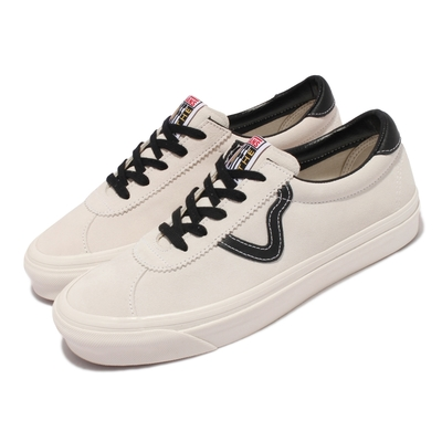 Vans 休閒鞋 Style 73 DX 百搭 情侶鞋 男女鞋 Flying V logo 街頭穿搭推薦 米 黑 VN0A3WLQTIP