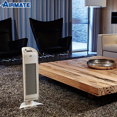AIRMATE人體感知陶瓷電暖器HP12016M