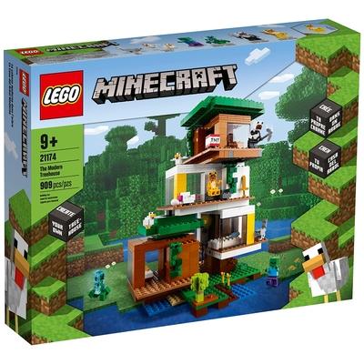 樂高LEGO Minecraft系列 - LT21174 The Modern Treehouse