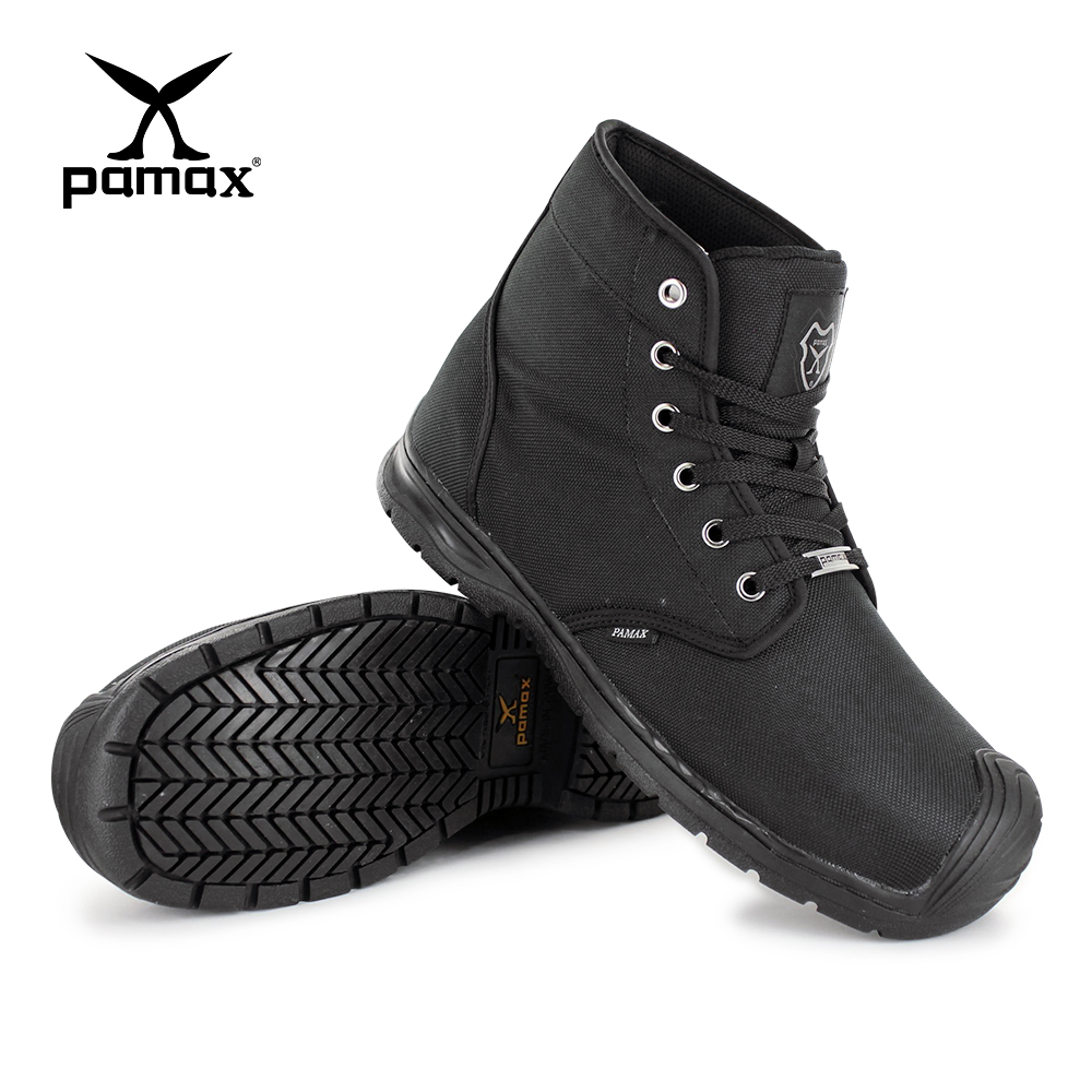 PAMAX帕瑪斯-超彈力氣墊高抓地力戰鬥安全靴-PX8801FEH