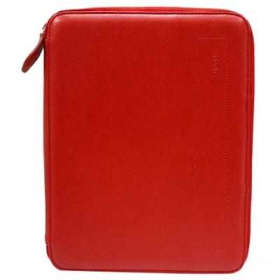 Filofax PENNYBRIDGE A5平板文件收納夾-紅