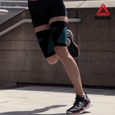 Reebok 針織高彈性大腿套(黑)-共三尺寸