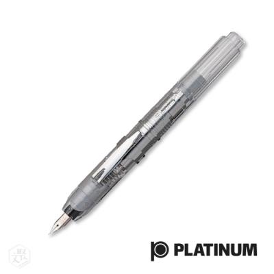 PLATINUM 白金 CURIDAS 按壓式鋼筆-瑪腦白