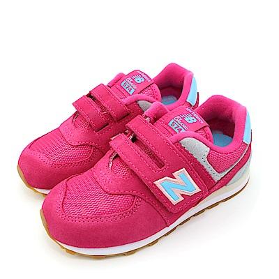 New Balance復古鞋 嬰幼 休閒鞋-IV574SC-W