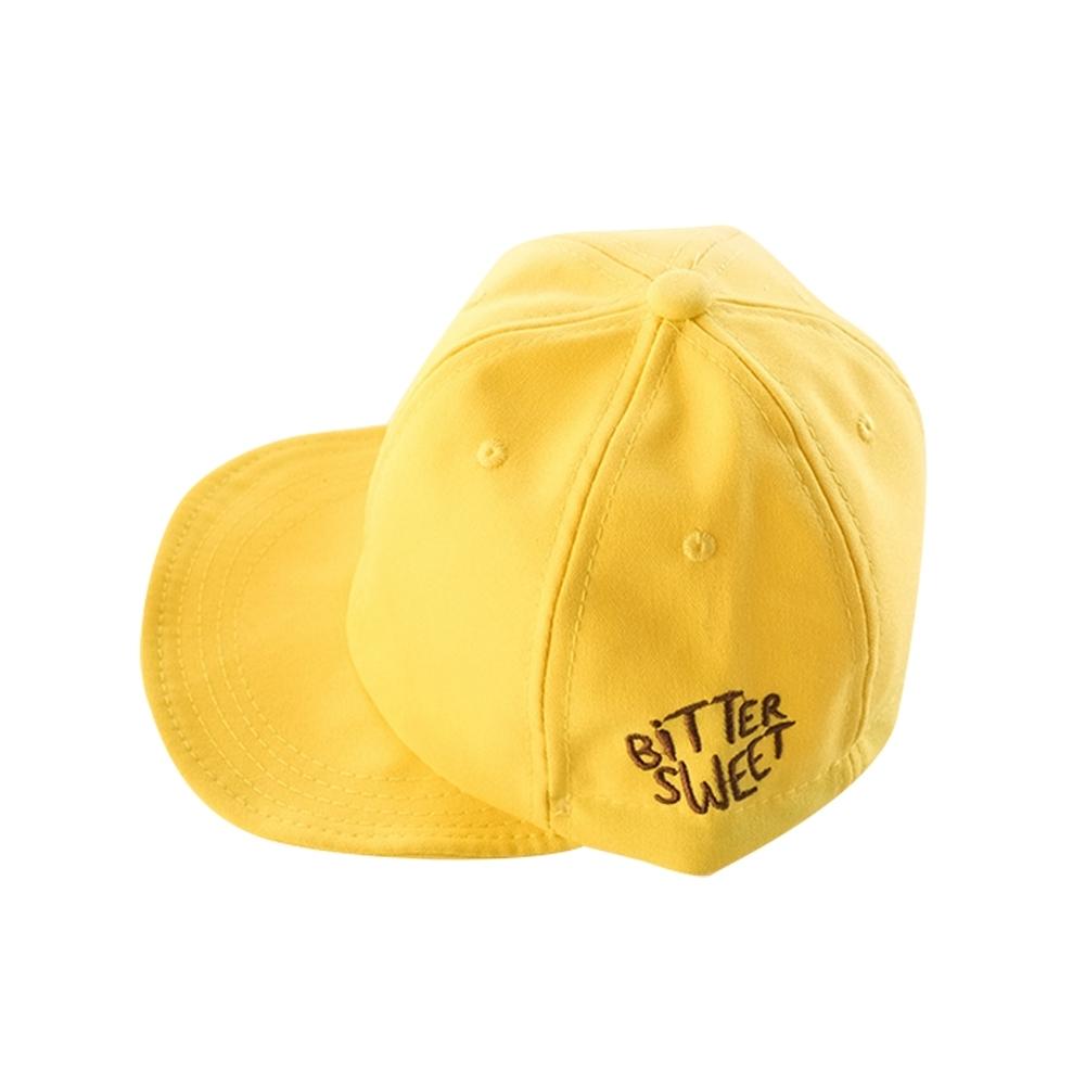 Baby童衣 韓版兒童帽子 字母鴨舌帽 寶寶戶外遮陽棒球帽 88292