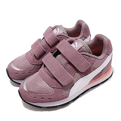 Puma 慢跑鞋 Vista V 低筒 運動 童鞋