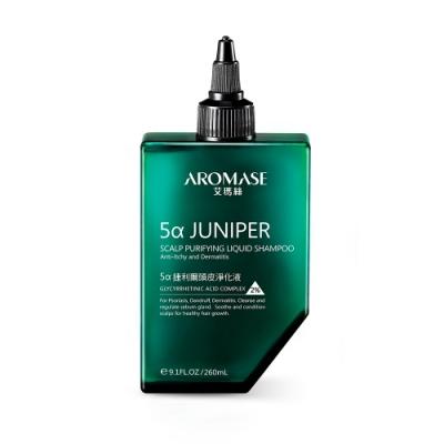 AROMASE 艾瑪絲 2%5α捷利爾頭皮淨化液-無涼 260ml