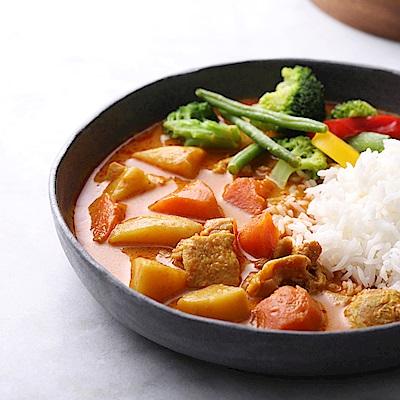 花蓮家咖哩 南洋咖哩料理包-椰香辣雞(260gx4包)