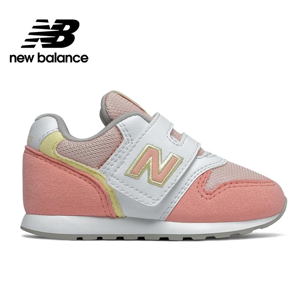 【New Balance】童鞋_中性_粉橘_IZ996PPY-W楦
