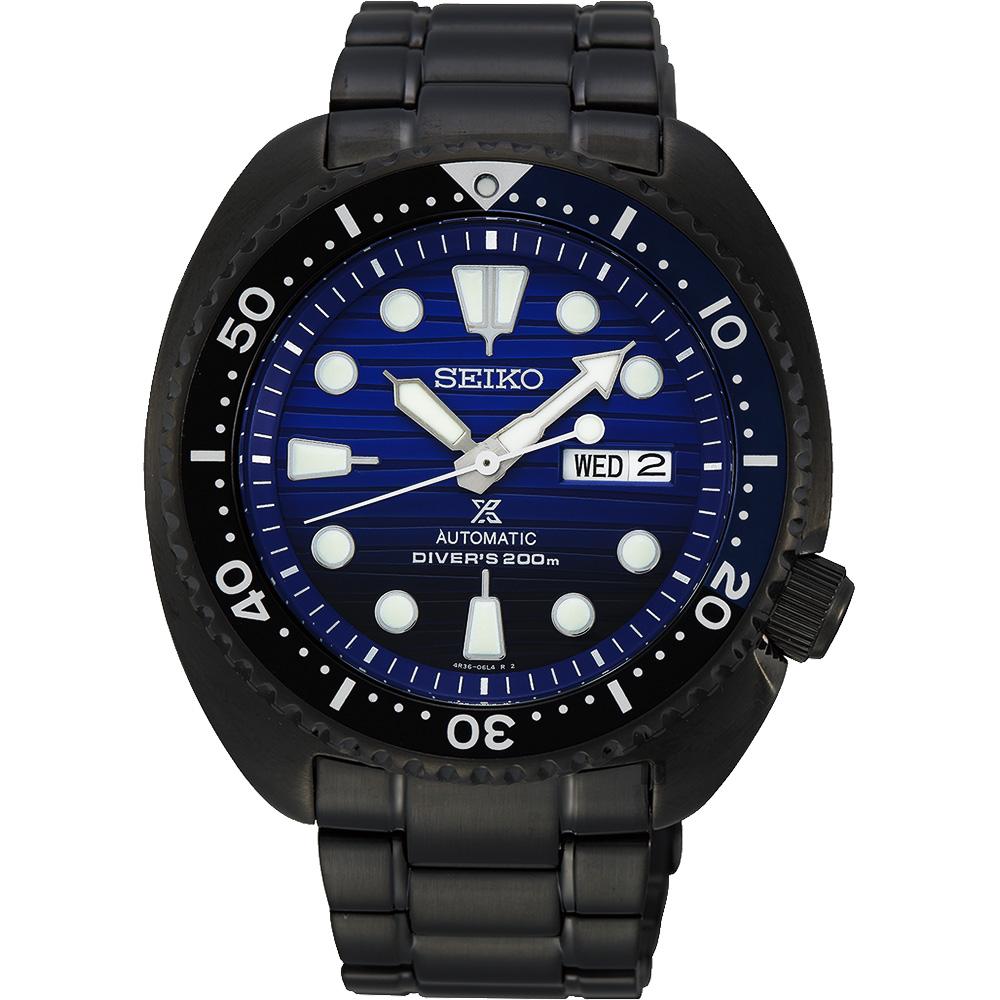 SEIKO 精工 PROSPEX SCUBA 潛水機械錶(SRPD11J1)-45mm