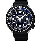 SEIKO 精工 PROSPEX SCUBA 愛海洋太陽能潛水錶(SNE518P1)