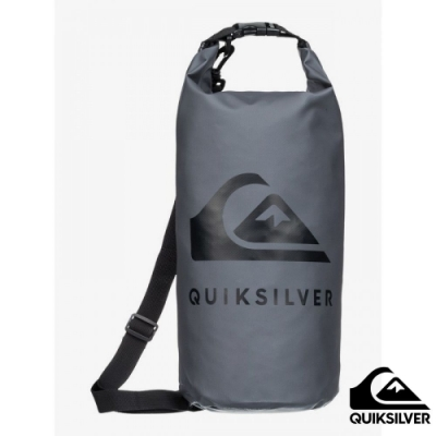 【 QUIKSILVER】SMALL WATER STASH 防水後背包 灰色